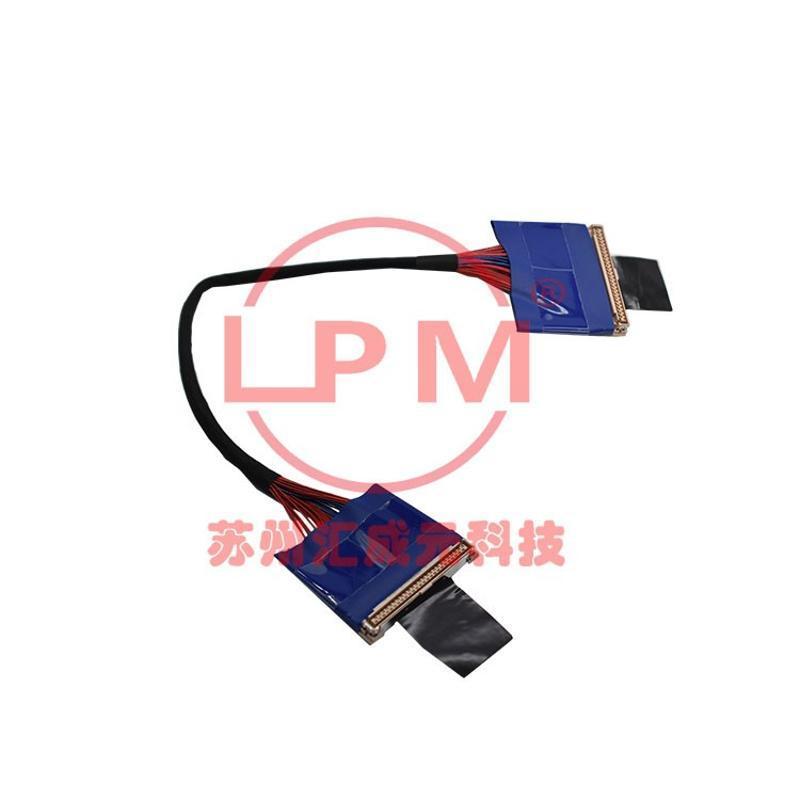 供应I-PEX 20320-050T-11 TO I-PEX 20320-050T-11 笔记本测试屏线