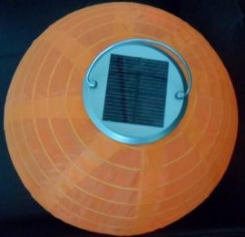 太阳能LED灯笼(NTBG-002)