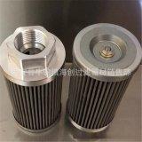 廠家直銷 耐高溫 耐腐蝕不鏽鋼摺疊濾芯5-20微米高過濾精度濾芯