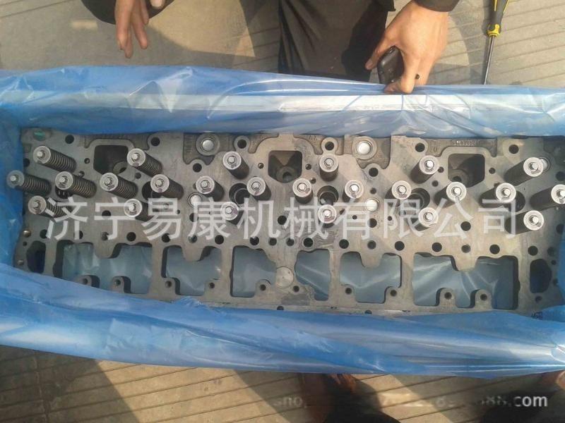 山西陽泉康明斯QSM11缸體缸蓋