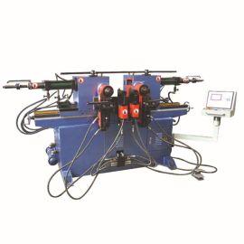 锥度弯管机双头液压弯管机SW38 可内外转90度