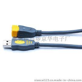 灰色USB2.0 A-AF