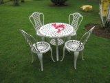 厂家低价批发高档铸铝桌椅 休闲桌椅KY-5280