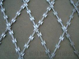 刀片刺丝刺网森林保护安全用防护网