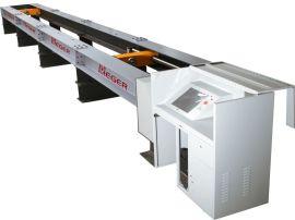微机控制卧式电子拉力试验机