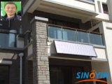 阳台式平板太阳能热水器,汇思阳光