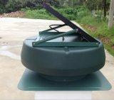 圆筒SN-2013008太阳能换气扇 20W太阳能换气扇