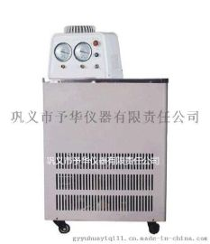 低温循环水真空泵 减压蒸馏和减压浓缩的良好辅助设备