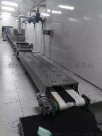 活性炭干燥设备 微波活性炭颗粒烘干机