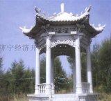 嘉祥石雕石亭介绍它的平面布置和立面分类