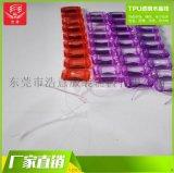厂家直销台湾料TPU水晶弹力线 玩具饰品透弹力绳