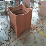 塑木花箱、木塑花箱、组合花箱、塑木厂家、花箱厂家