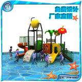 水上樂園城堡兒童水上組合滑梯 游泳組合滑梯