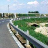 热镀锌静电喷涂高速公路护栏