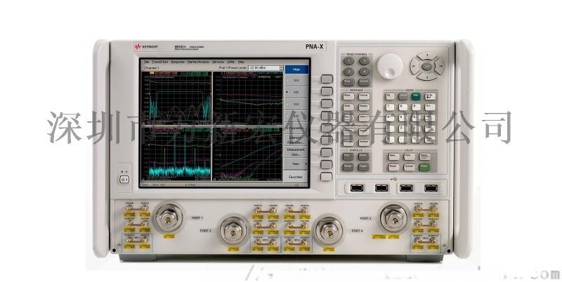 安捷伦N5242A网络分析仪维修