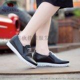 供應MG CAMEL女鞋真皮休閒小白鞋學生平底內增高休閒女鞋