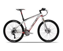 骓特山地自行车TW9800Carbon碳纤维山地车禧玛诺XT变速油压碟刹