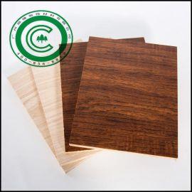 三聚 胺板 生态环保免漆板 工地