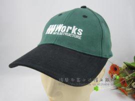 工厂直销 成人男女士工作帽棒球帽 工人小工帽子