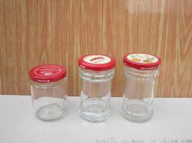 香菇酱玻璃瓶,辣椒酱瓶生产厂家, 类玻璃瓶