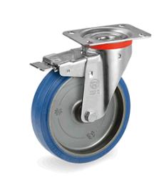 意大利Tellure rota万向轮,重型脚轮
