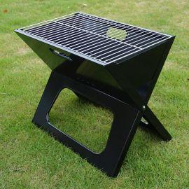 海德A821冷轧铁户外烧烤工具烧烤炉野餐烧烤炉