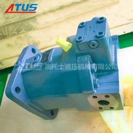 深圳澳托士专业销售及维修力士乐A6VM80 HD1/63W-VAB020B原装液压泵斜盘式柱塞泵