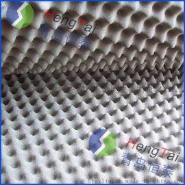 恒泰XYM-50鸡蛋吸音棉生产厂家 防火波峰隔音棉