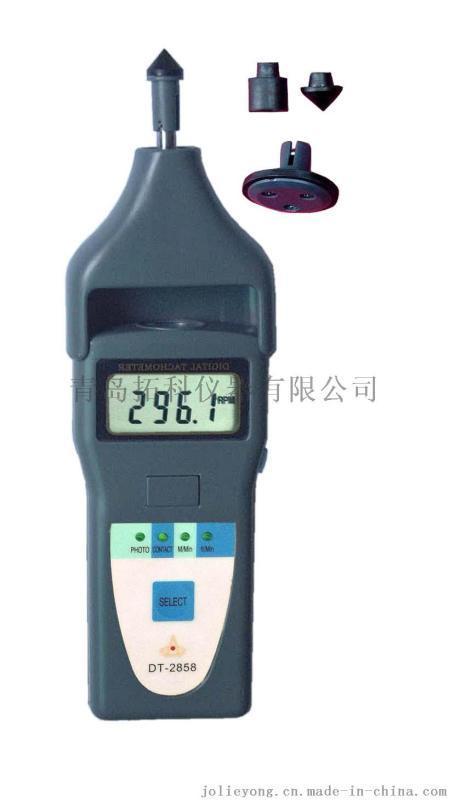 激光接触二合一转速表,转速计DT2858