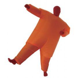 万圣节充气服丨舞会派对道具丨充气人偶连体衣