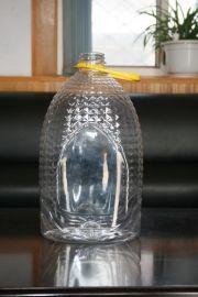 有机花生油塑料瓶 带手柄塑料瓶订做