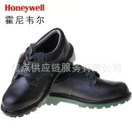 霍尼韦尔劳保鞋BC0919701 ECO钢头牛皮 男 巴固防砸,防静电安全鞋