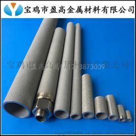 供应厂家爆款管式过滤单层不锈钢粉末烧结滤芯