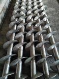 非标螺旋输送机 螺旋叶片呼和浩特生产厂家