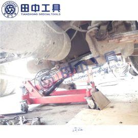 田中低位运送器 变速箱拖架 定制万向轮方便移动 安全可靠