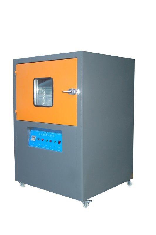 GS-DRS50锂电池燃烧试验机