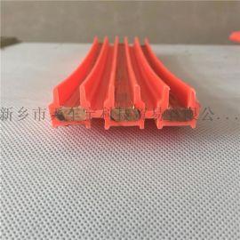 单梁行车3级无接缝滑触线 横截面积6-35平方毫米