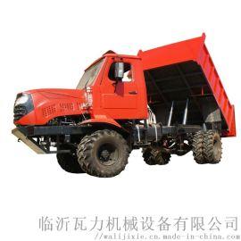甘蔗柴油四驅山地折腰運輸拖拉機
