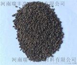 锰砂滤料天然氧化剂 水过滤高效除铁除锰滤料