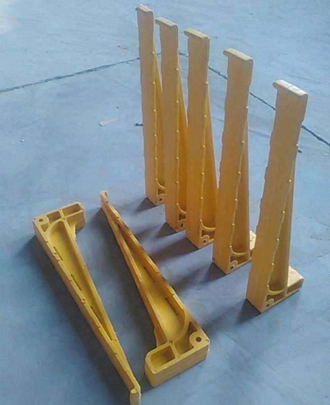 SMC模压支架 玻璃钢支架用途
