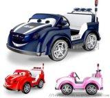 儿童游乐设备四轮电动车