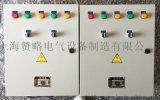 德力西一用一备排污泵控制箱 电水泵消防泵配电箱 系统补水控制柜