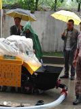 扬州二次结构泵合作裕元建设运和蓝湾小区项目