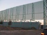 煤場防風抑塵網@內蒙古煤場防風抑塵網專業生產廠家