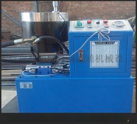 陕西安康市建钢管压管机全自动焊管机厂家