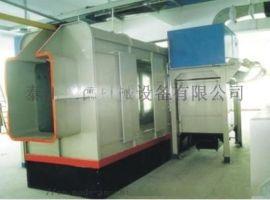 静电喷粉房设备 小型自动喷涂线价格 泰州亿德机械设