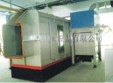靜電噴粉房設備 小型自動噴塗線價格 泰州億德機械設