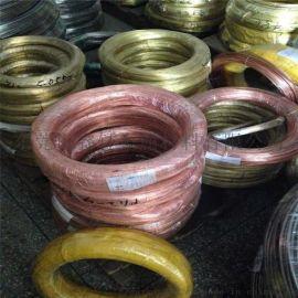 T2紫铜线 高导电电缆紫铜线 变压器铜线