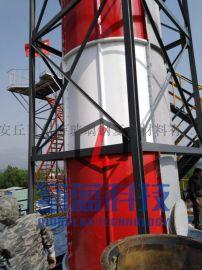玻璃钢脱硫塔 脱硫除尘器 工业尾气脱硫塔