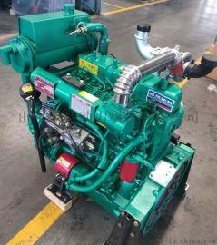 ZH4102柴油发动机配套发电机组船用潍坊卡特动力